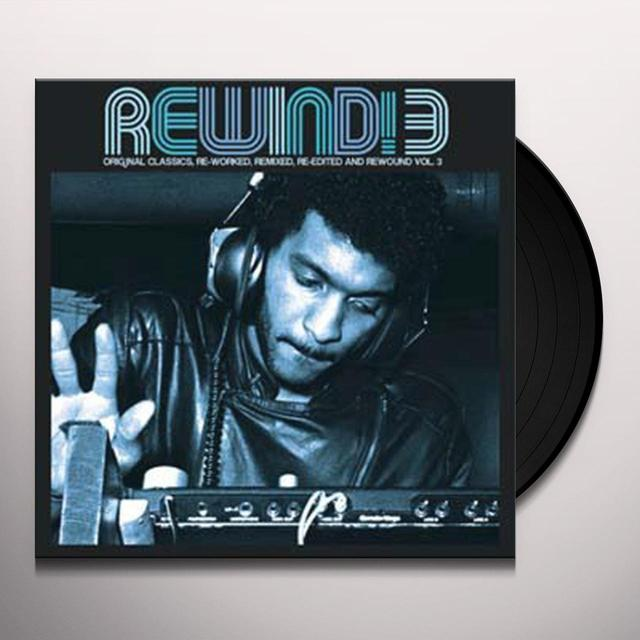 REWIND 3 / VARIOUS Vinyl Record