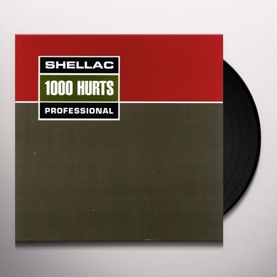 Shellac 1000 HURTS Vinyl Record