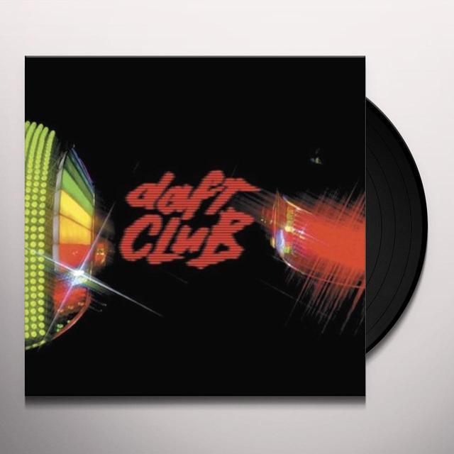 Daft Punk DAFT CLUB Vinyl Record - Limited Edition