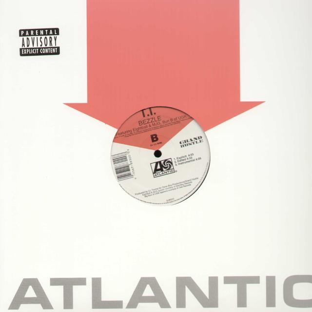 T.I. RUBBER BAND MAN Vinyl Record