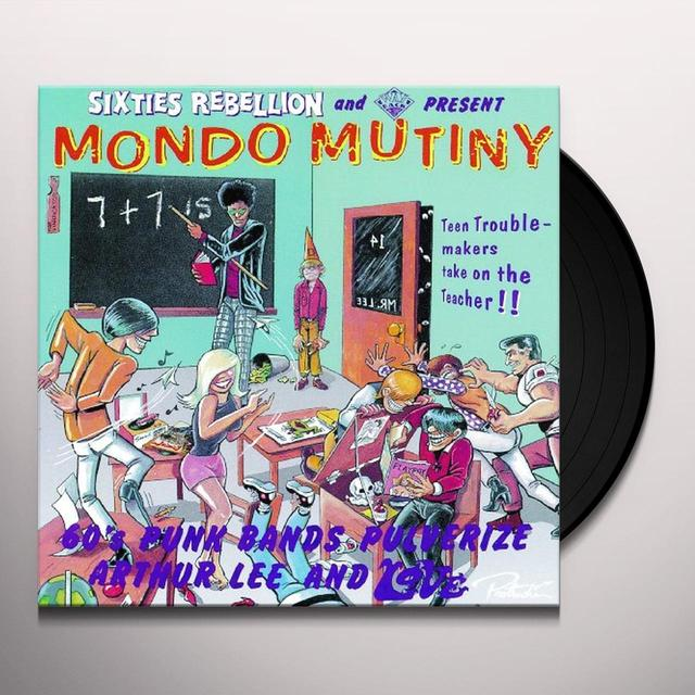 SIXTIES REBELLION 8: MONDO MUTINY & THE LOVE / VAR (Vinyl)