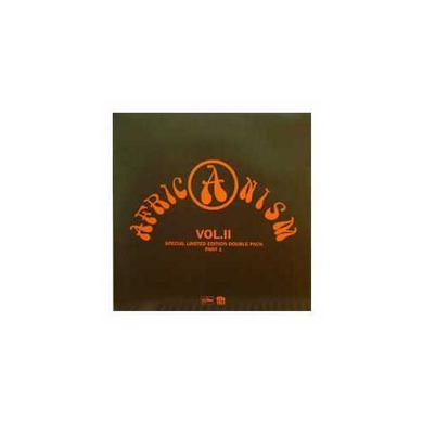 Bob Sinclar & Martin Solveig AFRICANISM II PART 1 Vinyl Record