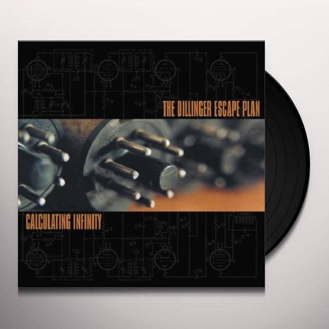 Dillinger Escape Plan CALCULATING INFINITY Vinyl Record
