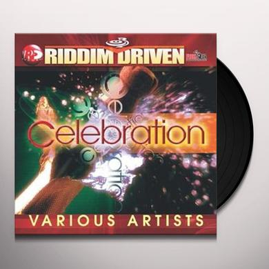 RIDDIM DRIVEN: CELEBRATION / VARIOUS Vinyl Record