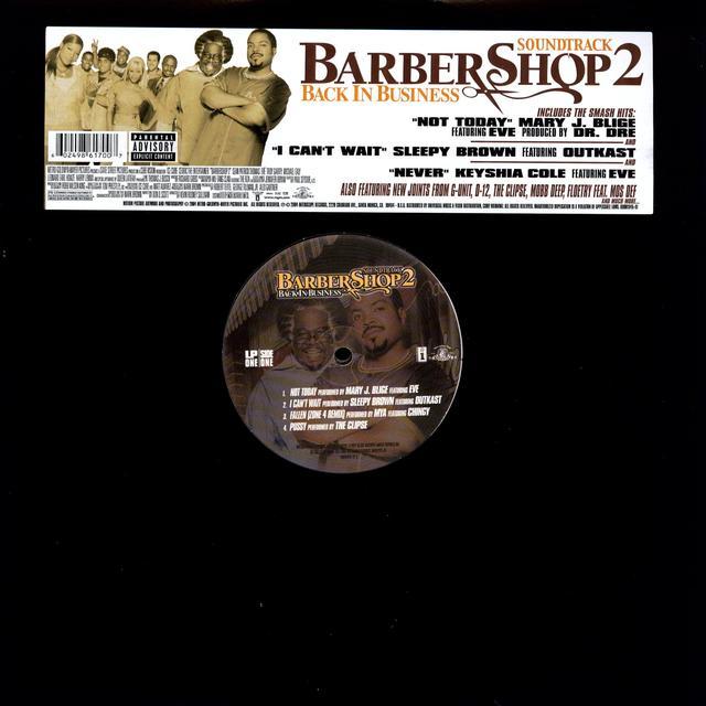 BARBERSHOP 2 / O.S.T. Vinyl Record