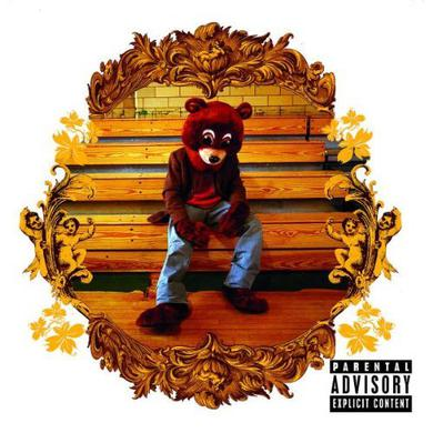 Kanye West COLLEGE DROPOUT CD