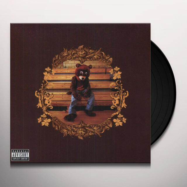 Kanye West COLLEGE DROPOUT Vinyl Record