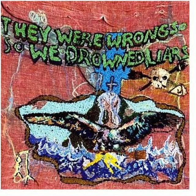 Liars THEY WERE WRONG SO WE DROWNED Vinyl Record - 180 Gram Pressing, Reissue