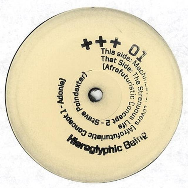 Hieroglyphic Being MACHINES FOR LOVERS Vinyl Record