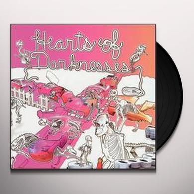 Hearts Of Darkness MUSIC FOR DRUNK DRIVING Vinyl Record