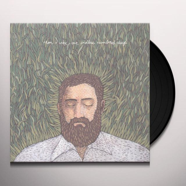 Iron & Wine OUR ENDLESS NUMBERED DAYS Vinyl Record