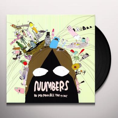 Numbers IN MY MIND ALL THE TIME Vinyl Record