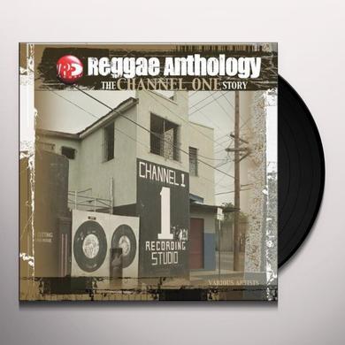 REGGAE ANTHOLOGY: CHANNEL ONE / VARIOUS Vinyl Record