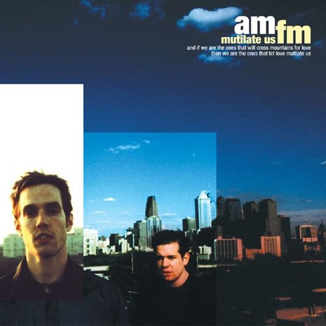 Am/Fm MUTILATE US Vinyl Record