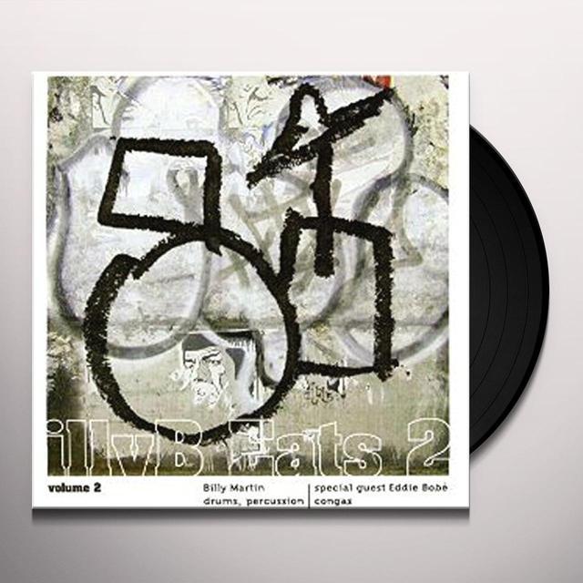 Billy Martin ILLY B EATS 2 Vinyl Record
