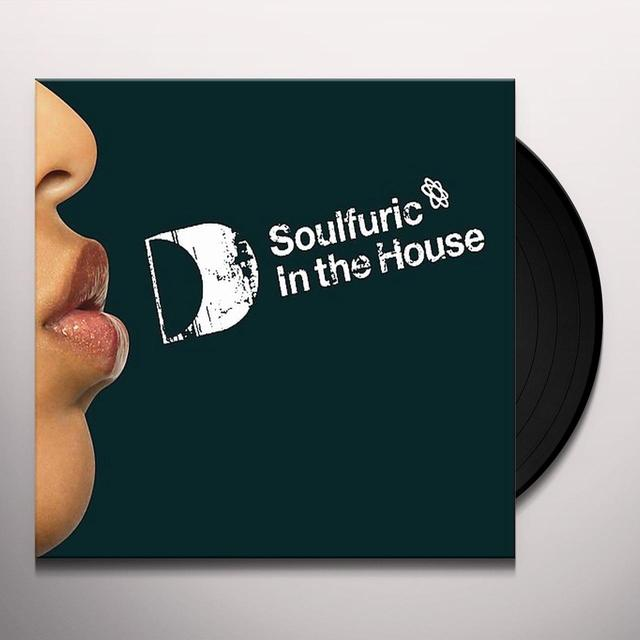 Soulfuric IN THE HOUSE 2 Vinyl Record
