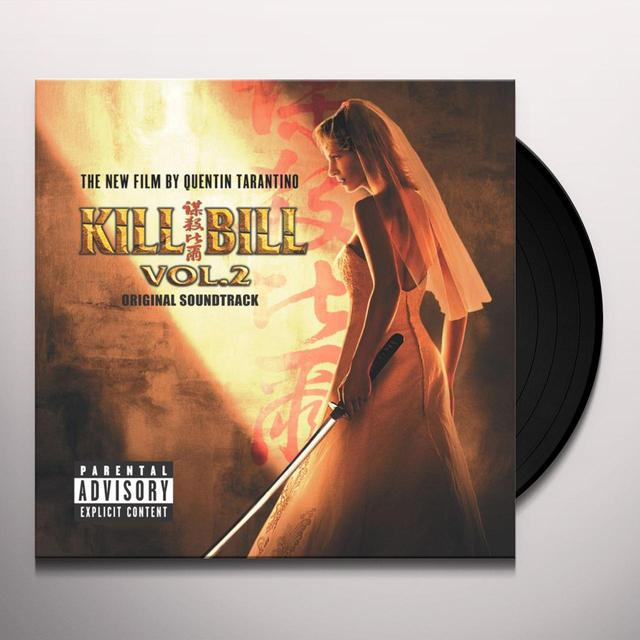 KILL BILL 2 / O.S.T. (Vinyl)