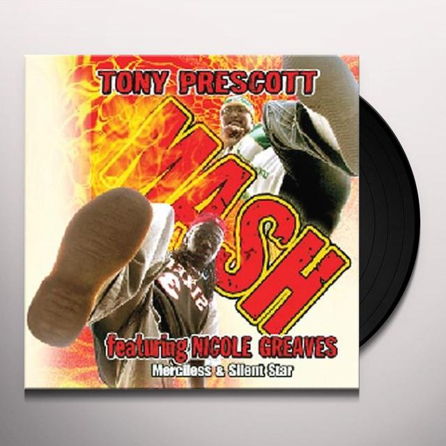 Tony Prescott & Friends MASH Vinyl Record