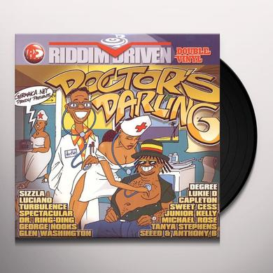 RIDDIM DRIVEN: DOCTOR'S DARLING / VARIOUS Vinyl Record