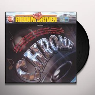 RIDDIM DRIVEN: CHROME / VARIOUS Vinyl Record