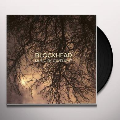 Blockhead MUSIC BY CAVELIGHT Vinyl Record