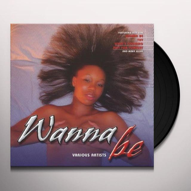 WANNA BE / VARIOUS Vinyl Record