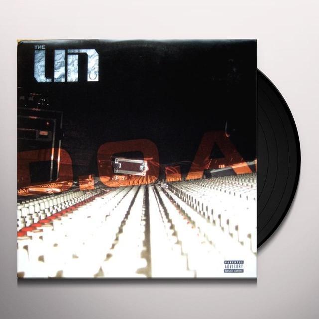 Un D.O.A. Vinyl Record