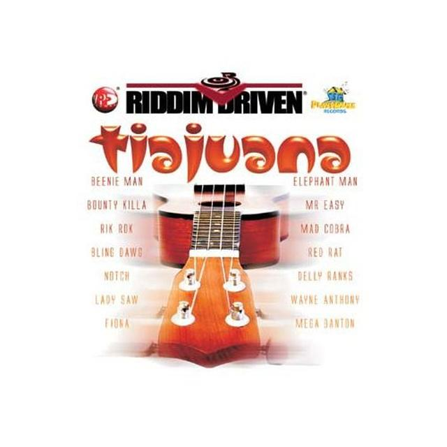 RIDDIM DRIVEN: TIAJUANA / VARIOUS Vinyl Record