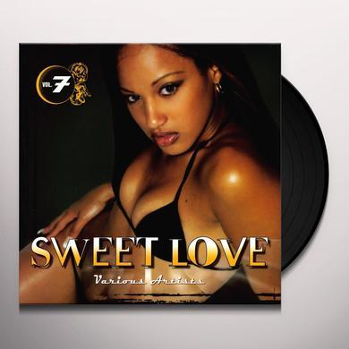 SWEET LOVE 7 / VARIOUS Vinyl Record