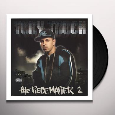 Tony Touch PIECEMAKER II Vinyl Record