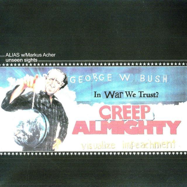 Alias UNSEEN SIGHTS Vinyl Record