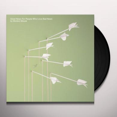 Modest Mouse GOOD NEWS FOR PEOPLE WHO LOVE BAD NEWS Vinyl Record - 180 Gram Pressing