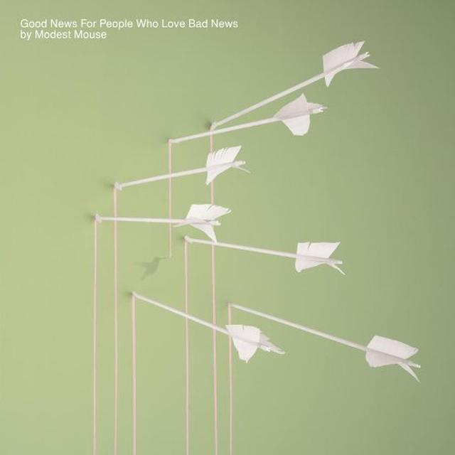 Modest Mouse GOOD NEWS FOR PEOPLE WHO LOVE BAD NEWS Vinyl Record