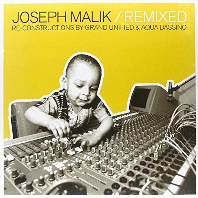 Joseph Malik REMIXED Vinyl Record
