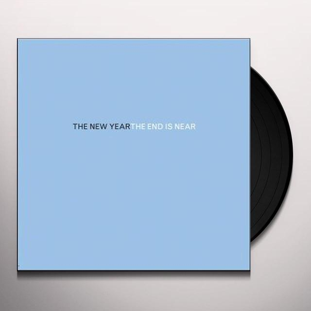New Year END IS NEAR Vinyl Record