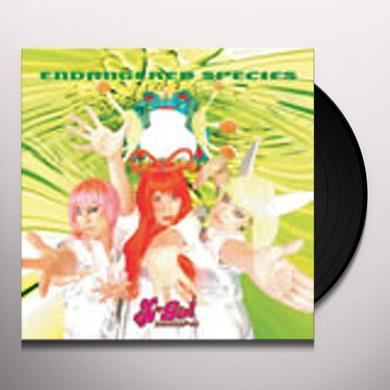 Ex-Girl ENDANGERED SPECIES Vinyl Record