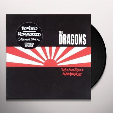 Dragons ROCK N ROLL KAMIKAZE (BONUS TRACKS) Vinyl Record