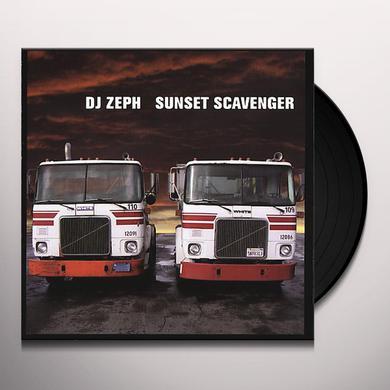 Dj Zeph SUNSET SCAVENGER Vinyl Record