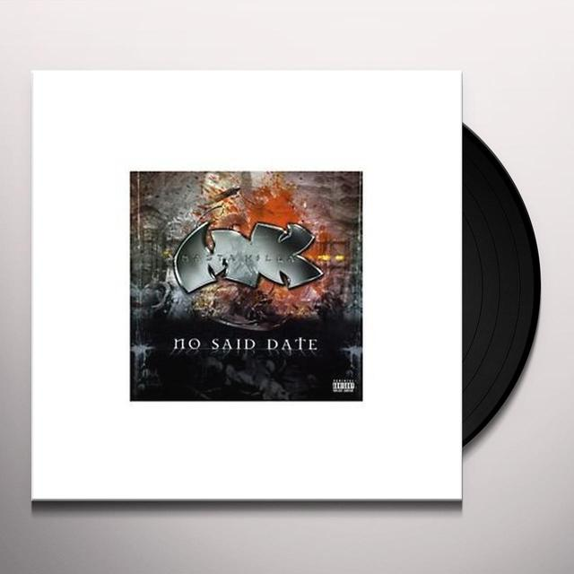 Masta Killa NO SAID DATE Vinyl Record