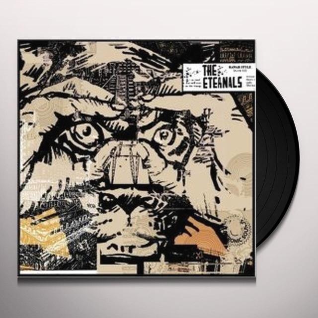 Eternals RAWAR STYLE Vinyl Record