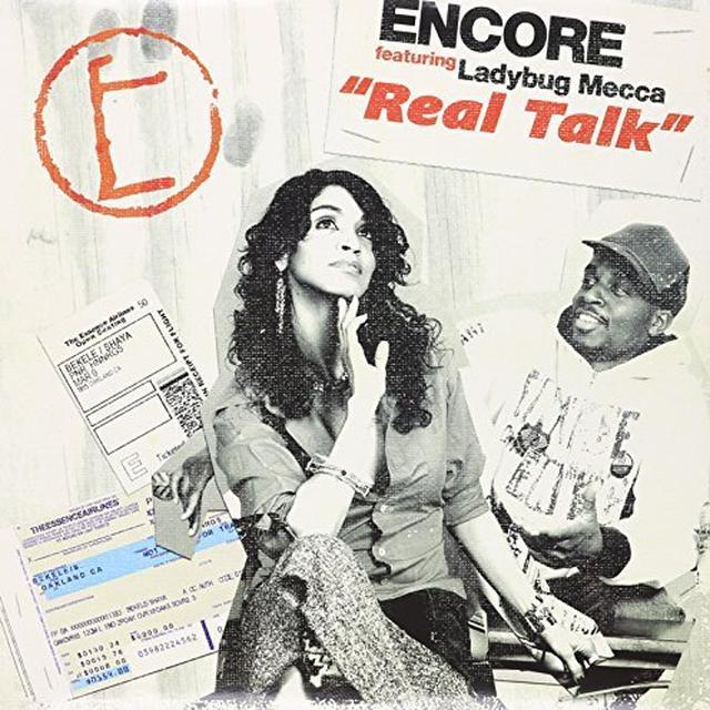Encore REAL TALK (X4) / BREAK BREAD (X2) Vinyl Record