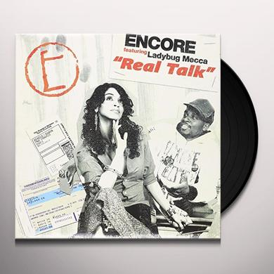 Encore REAL TALK (X4) / BREAK BREAD (X2) Vinyl Record
