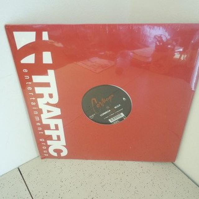 Cormega Featuring Mop LET IT GO B/W A BEAUTIFUL MIND Vinyl Record