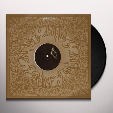 Prince Po HOLD DAT Vinyl Record