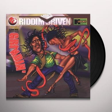 RIDDIM DRIVEN: GRINDIN / VARIOUS Vinyl Record
