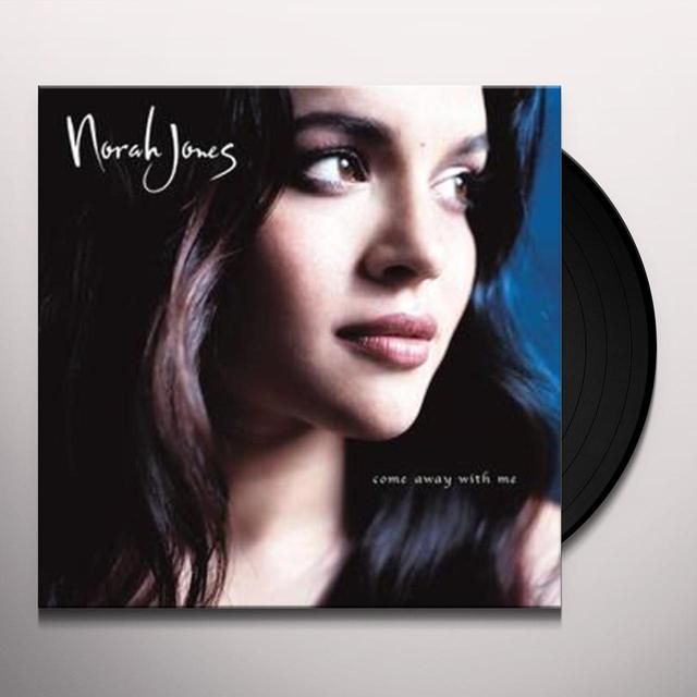 Norah Jones COME AWAY WITH ME Vinyl Record