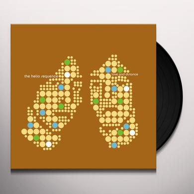 The Helio Sequence LOVE & DISTANCE Vinyl Record