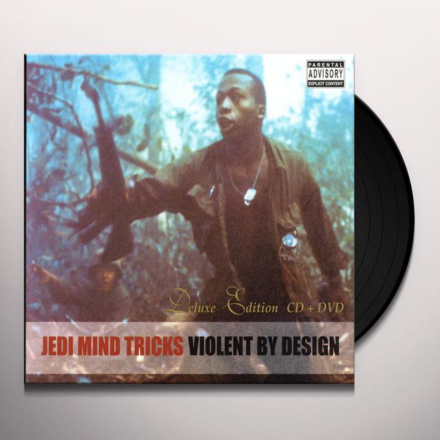 Jedi Mind Tricks VIOLENT BY DESIGN Vinyl Record