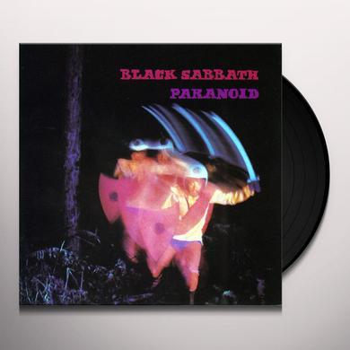 Black Sabbath PARANOID Vinyl Record