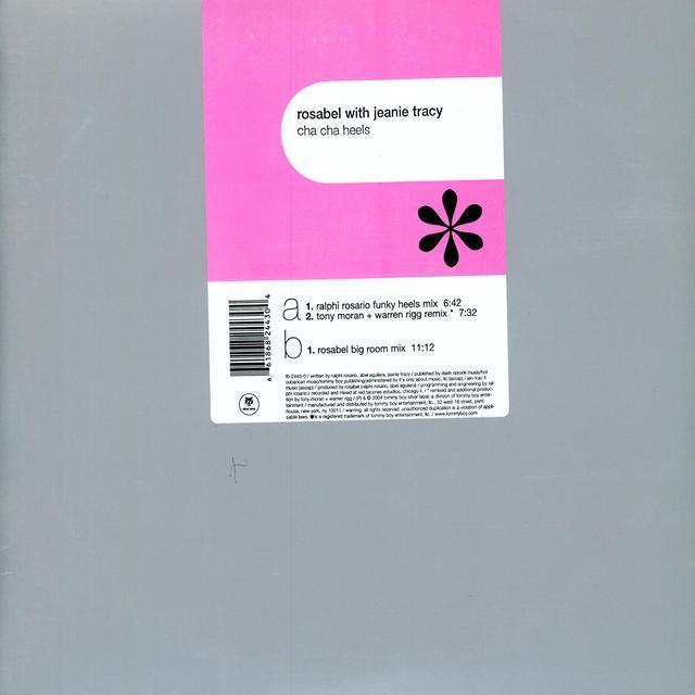 Rosabel CHA CHA HEELS Vinyl Record